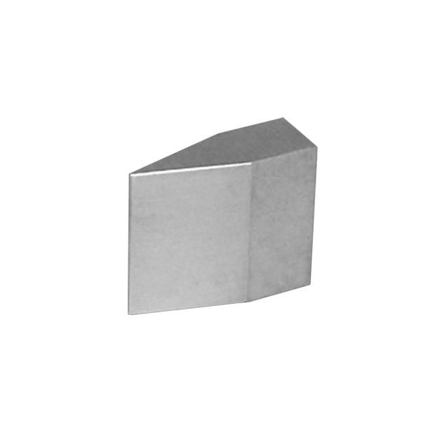 Edelstahlstempel, 30 x 15 mm